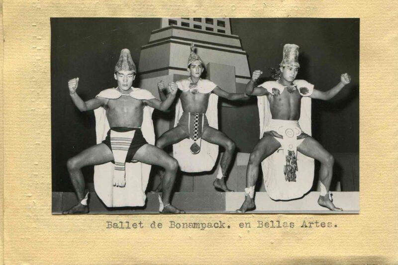 Ballet de Bonampak